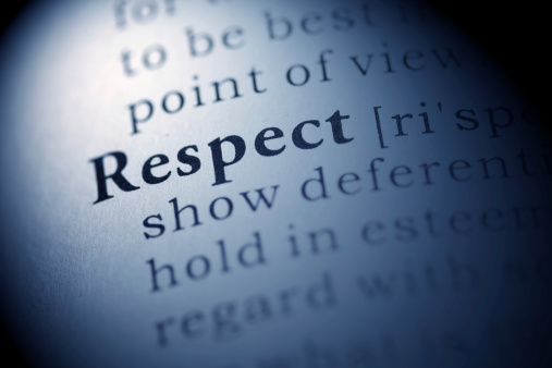 Essay about respect others