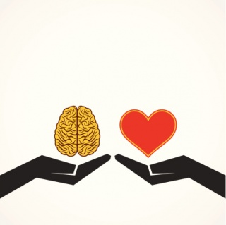 heart and a brain